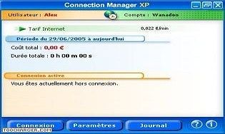 Connection Manager XP
