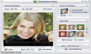 Chameleon Icons