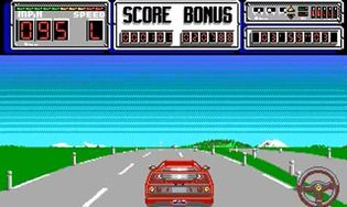 Crazy Cars 2 (Dos)