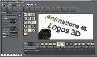 Animations et Logos 3D