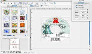HomeDisk Labels