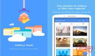 GalerieVault Android