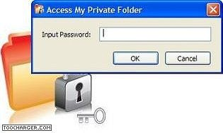 Microsoft Private Folder