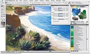 logiciel simulation peinture murale mac. Black Bedroom Furniture Sets. Home Design Ideas