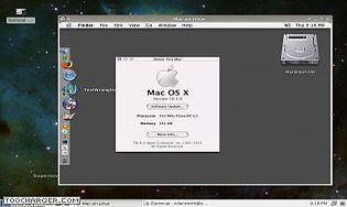 Mac-on-Linux