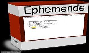 Epheméride