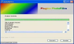 PhotoFiltre Plugins Pack
