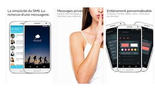 Mood Messenger Android
