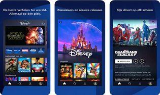Disney+ iOS