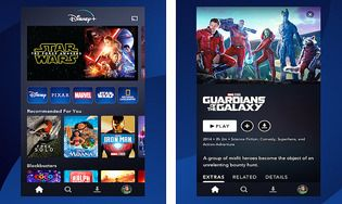 Disney+ Android
