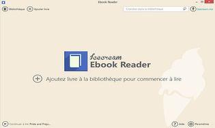 Icecream Ebook Reader 5.22