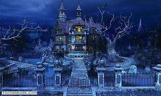 Haunted House 3D Screensaver : Télécharger gratuitement la dernière version