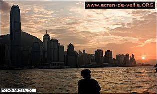 ecran-de-veille.ORG Hong Kong