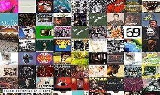 Album Art Screensaver