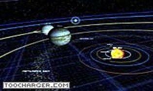 Space Exploration 3D Screensaver