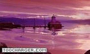 Free Sea Lighthouses 3D Screensaver