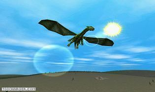 3D Dragons Free