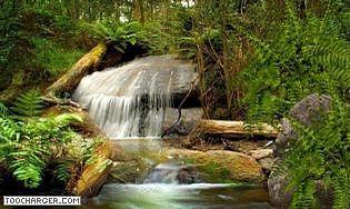 Animated Waterfall 18