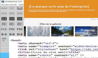 lePetitSiteWeb 1.0.0