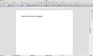 LibreOffice Mac
