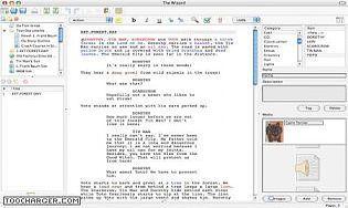 Celtx : Télécharger gratuitement la dernière version pour MAC