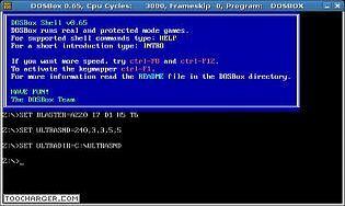 DOSBox Linux