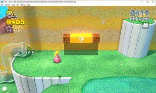 CEMU émulateur Wii U