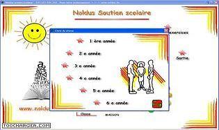 Noldus soutien scolaire primaire