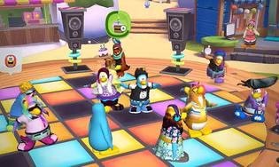 L'île de Club Penguin Android