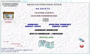 GESTION-STOCK&FACTURATION