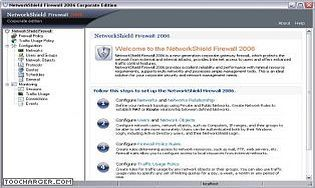 NetworkShield Firewall 2006