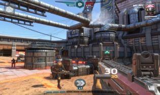Modern Combat Versus: Online Multiplayer FPS Android