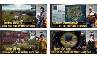 PUBG Exhilarating Battlefield iOS