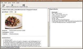 Gourmet Recipe Manager