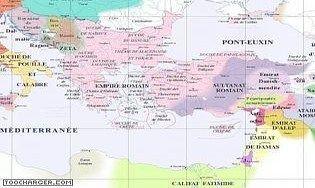 Atlas historique périodique de l'Europe