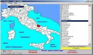 Provinces Italienne