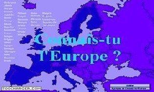 Connais-tu l'Europe ?