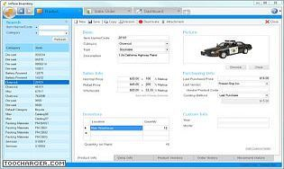 Inflow inventory software free edition for Logiciel gad garage