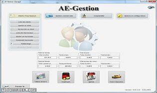 AE-Gestion (Garage)