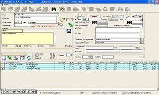 T l charger unigest gestion commerciale for Logiciel gad garage