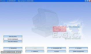 T l charger pack gestion commerciale for Logiciel gad garage