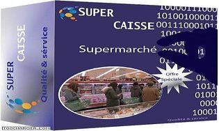 logiciel supermarche
