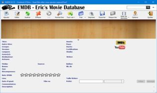 Eric's Movie Database EMDB