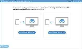 FonePaw - Sauvegarde & Restauration De Données iOS pour Mac