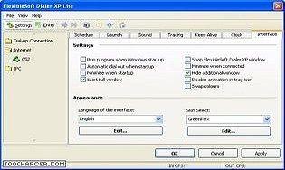 Flexiblesoft Dialer XP Lite