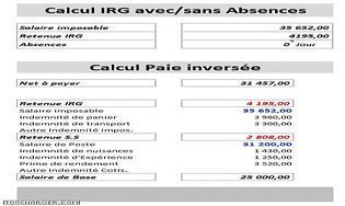 Calcul reducteur