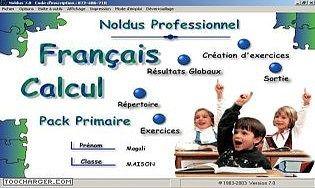Noldus Français Collège 11 à 13 ans