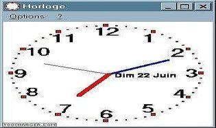 logiciel horloges t l charger des logiciels pour windows bureautique horloges page 2. Black Bedroom Furniture Sets. Home Design Ideas