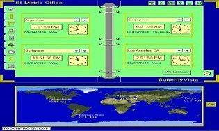 Logiciel horloges t l charger des logiciels pour windows bureautique horloges page 6 - Horloge bureau windows 8 ...