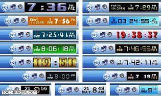 Logiciel horloges t l charger des logiciels pour windows bureautique horloges page 2 - Horloge bureau windows 7 ...